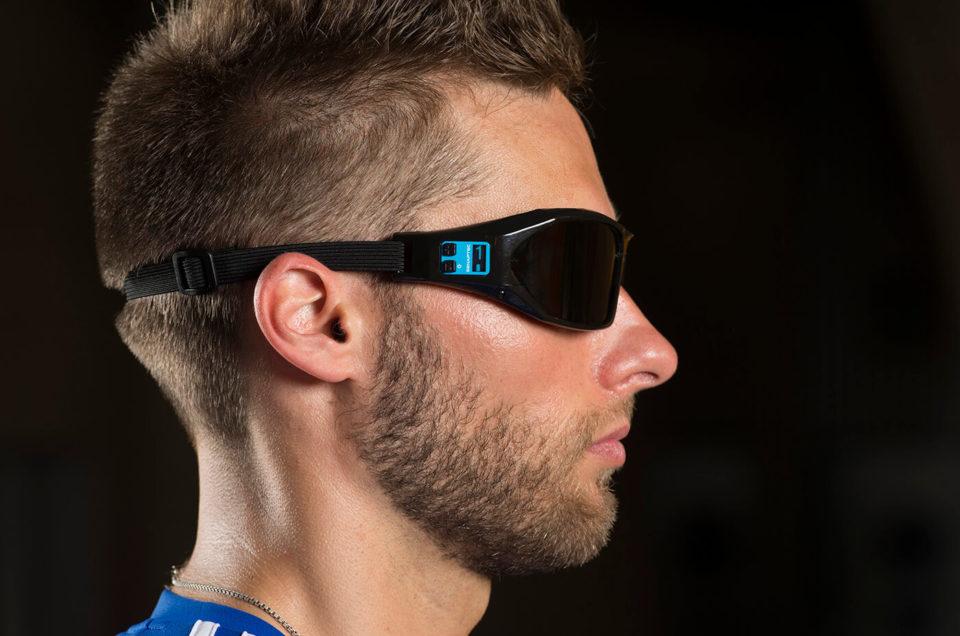 Werbefotos Strobobrille