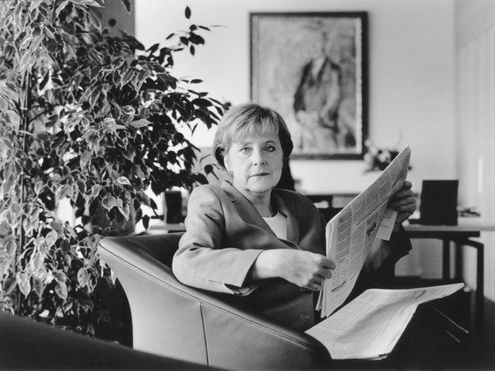Wahlkampf Angela Merkel 2005 und 2009