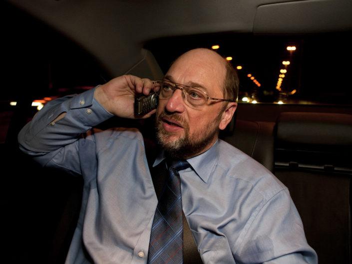 Martin Schulz, EU-Parlamentspräsident