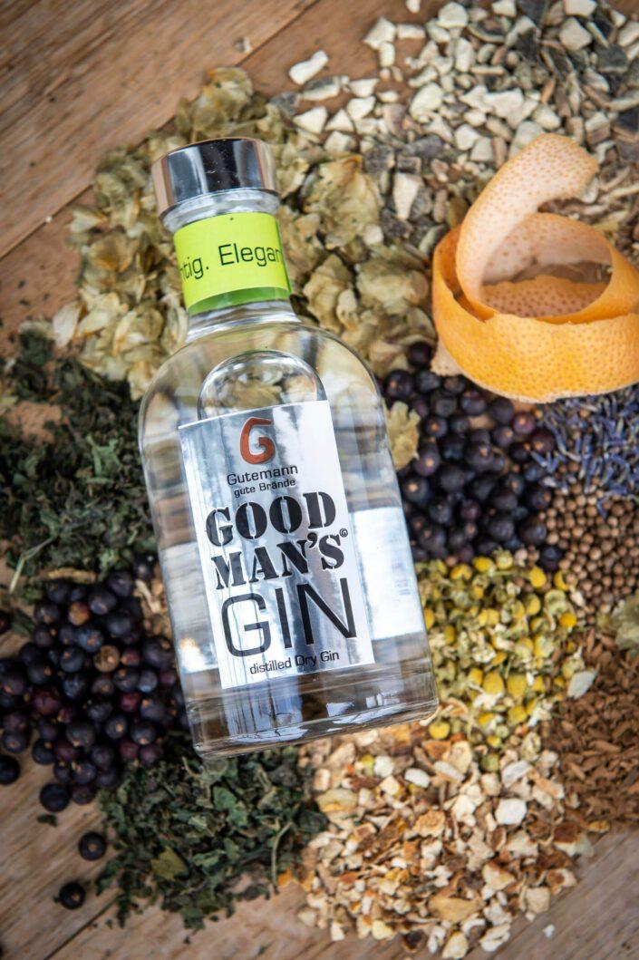 Gin Brennerei